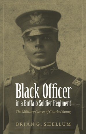 Black Officer in a Buffalo Soldier Regiment