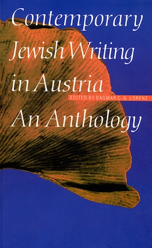 Contemporary Jewish Writing in Austria