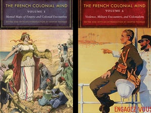 The French Colonial Mind, 2-volume set