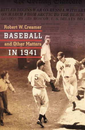 Baseball and Other Matters in 1941