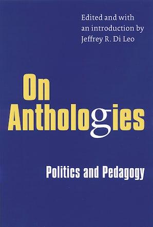 On Anthologies