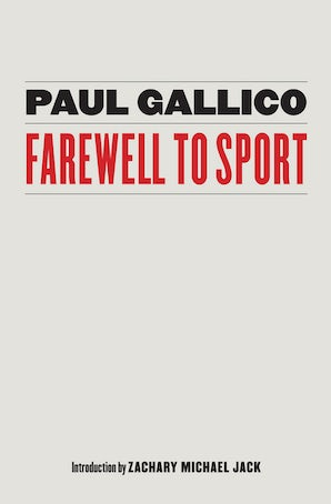 Farewell to Sport
