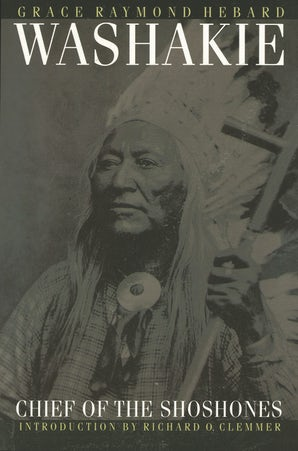 Washakie, Chief of the Shoshones