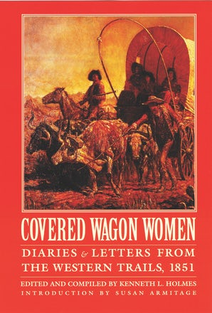 Covered Wagon Women, Volume 3