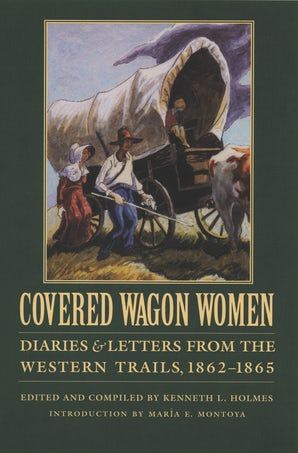 Covered Wagon Women, Volume 8