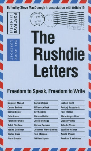 The Rushdie Letters