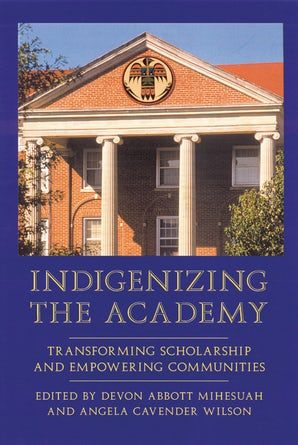 Indigenizing the Academy