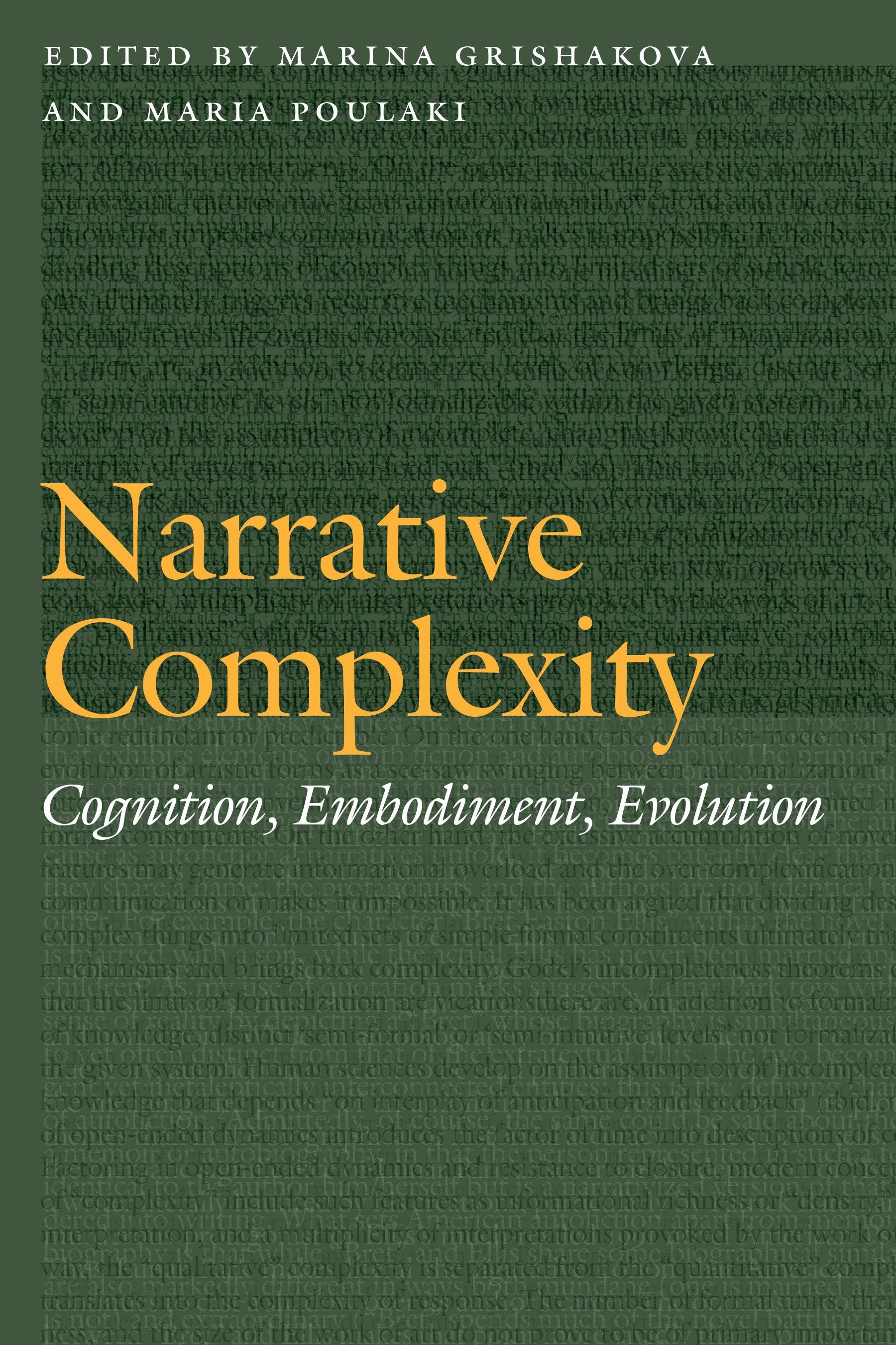 Narrative Complexity