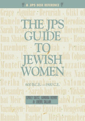 JPS Guide to Jewish Women