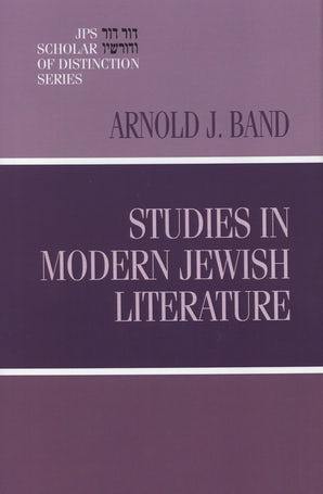 Studies in Modern Jewish Literature