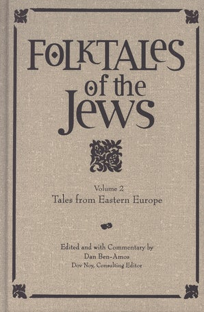 Folktales of the Jews, Volume 2