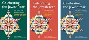 Celebrating the Jewish Year, 3-volume set