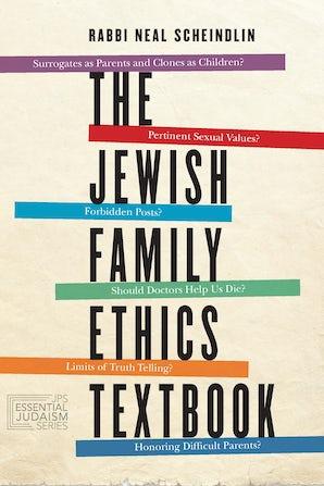 The Jewish Family Ethics Textbook