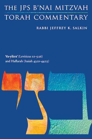 Va-yikra' (Leviticus 1:1-5:26) and Haftarah (Isaiah 43:21-44:23)