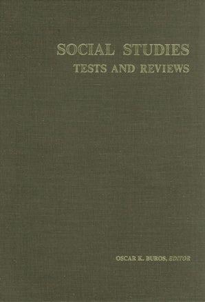 Tests Com Reviews >> Tests In Print Buros University Of Nebraska Press Nebraska Press