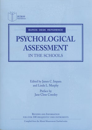 Psychological Assessment in the Schools