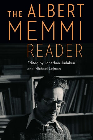 The Albert Memmi Reader