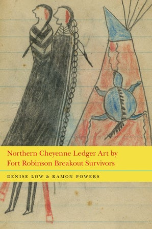 Northern Cheyenne Ledger Art by Fort Robinson Breakout Survivors