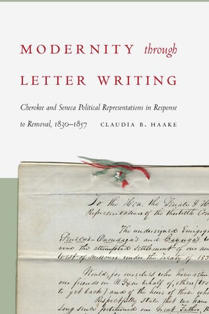 Modernity through Letter Writing