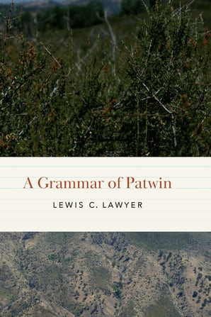 A Grammar of Patwin