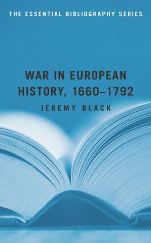 War in European History, 1660-1792