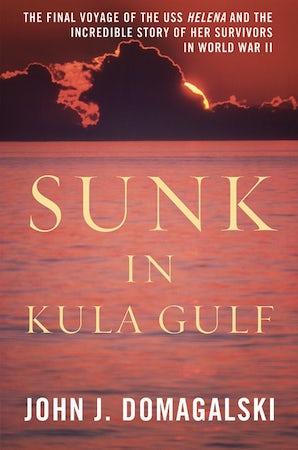 Sunk in Kula Gulf