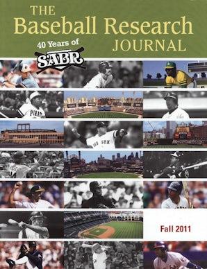 Baseball Research Journal (BRJ), Volume 40 #2