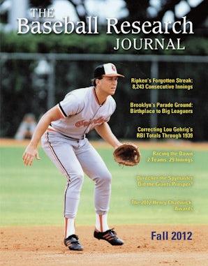 Baseball Research Journal (BRJ), Volume 41 #2