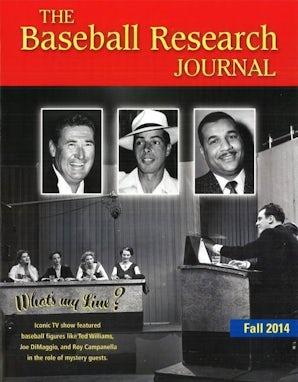 Baseball Research Journal (BRJ), Volume 43 #2