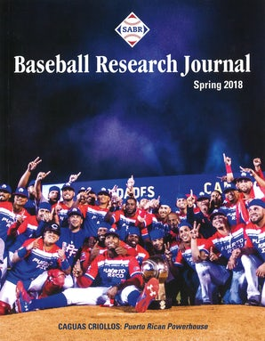 Baseball Research Journal (BRJ), Volume 47 #1
