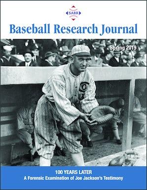 Baseball Research Journal (BRJ), Volume 48 #1