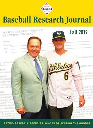 Baseball Research Journal (BRJ), Volume 48 #2