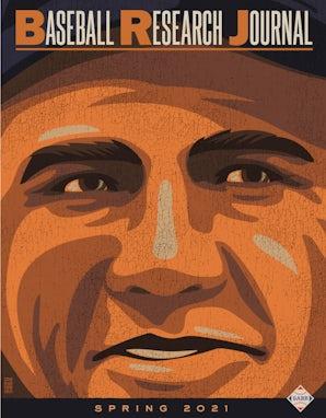 Baseball Research Journal (BRJ), Volume 50 #1